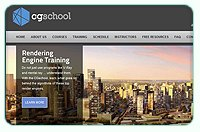 CG school - architectural Visualization Training & Classes